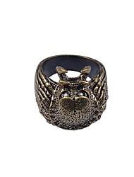 unisex vintage Punk-Stil insektenförmigen Ring 19,8 mm