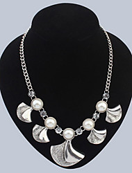 Women's Fashion Jewelry Europe and the United States and the Pearl Necklace
