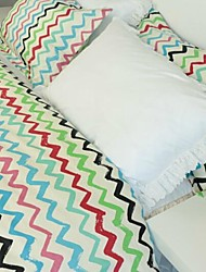 FADFAY@Fashion Adult Chevron Bedding Set Zig Zag Bed In a Bad Designers Bedding Sets Queen