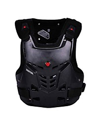Men's Fall and Winter Style Motorcycle Back Protective Armor Vests