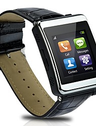 "aoluguya Smart GSM Watch Phone with1.54 ""-Bildschirm, Bluetooth, GPS, Schlaf-Monitor, Schrittzähler"