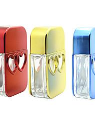 30ml новый приход жгут сердце дизайн стекла небольшой флаконы для духов