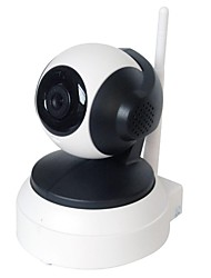 PhoneTech IP Surveillance WIFI Wireless 720P HD TF Card Motion Detection Night Vision Home Security Camera