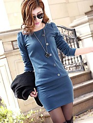 OZL®Women's  Long Sleeve Dress(More Colors)