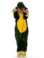 unisexes onesies de crocodile adulte kigurumi pyjama animal cosplay costume