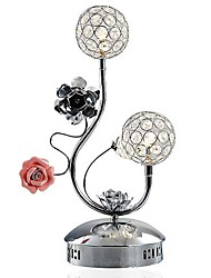 MAISHANG® Crystal Table Lamps , Modern/Comtemporary Metal