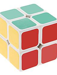 bolso mola de regulação 2x2x2 Jiguang Shengshou cubo mágico (branco)