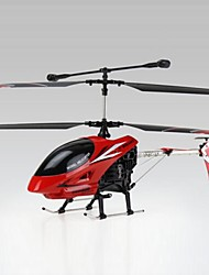Shijue 3.5CH Infrared Remote Control RC Helicopter with Gyro/LED Light XBM-23