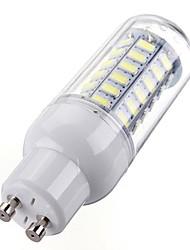 Lâmpada Espiga GU10 6 W 450 LM 6000-6500 K Branco Frio 56 SMD 5730 AC 220-240 V