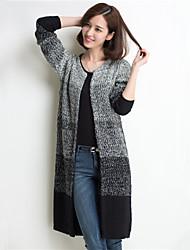 rafael moda coreano doce causal casaco de malha cinza 8859