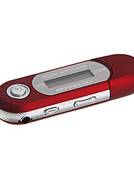 8gb tragbaren MP3-Player mit FM-Funktion / USB 2.0