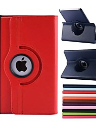 360 Degree Rotating PU Leather Auto Sleep and Wake Up Case Cover with Stand for iPad Air 2(Assorted Colors)