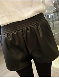 Women's Black Shorts Pants , Casual