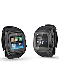 Z004  1.6inch  Android 4.2 WCDMA 850/2100 Watch phone+Waterproof