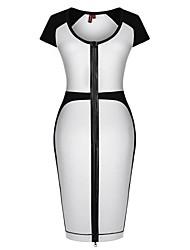 Women's A-Line Sexy Bodycom Dress
