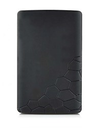 "Protective ABS Plastic Mobile 2.5"" HDD Enclosure - Black"