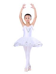 Ballet Children's Modern Paillette Spandex Yarn Dancewear