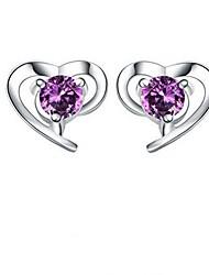 Stud Earrings - aus Silber - für Damen