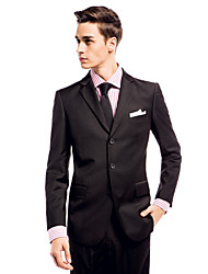 Dark Blue Slim Fit Two-Piece Suit