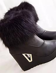 конфетка женские все соответствующие клин пятки ботинки снега