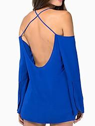 GGN Women's Fashion Backless Bodycon Dress