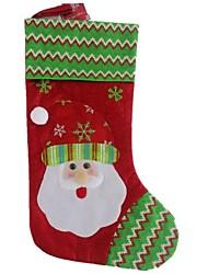 Natal fontes decorativas de Natal de grandes galos unissex