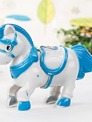 Baby Child Infants Clockwork Lovely Running Horse Funny Toy Safe