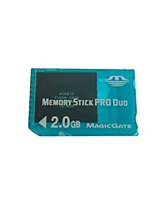 2GB MS Memory Stick Pro Duo Card Storage for Sony PSP 1000/2000/3000 Console