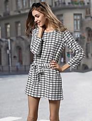 Women's Fashion Slim Dress