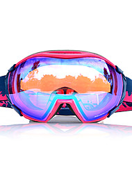 Anti-Fog TPU Fashion Ski Goggles
