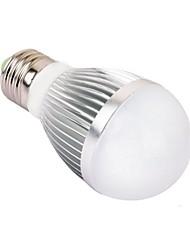 Juxiang Lâmpada Redonda Decorativa E26/E27 4.5 W 500 LM 2800-3200 K Branco Quente 10 SMD 5730 AC 85-265 V B