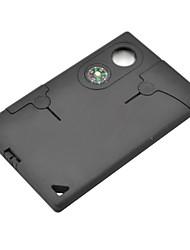 Carta di credito portafoglio auto coltello difesa strumenti multifunzione 10-in-1