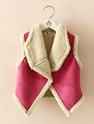 Girl's Others Jacket & Coat , Winter/Fall Sleeveless