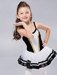 Vestidos y faldas/Tutús Gasa/Spandex/Terciopelo , Ballet) - Ballet - para Niños