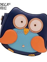 AIDELA®  Fashion Cartoon One Shoulder Inclined Shoulder Bag AD434