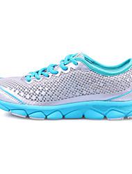Zapatos de hombre ( Azul/Plateado Cuero sintético