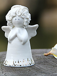 Christmas Ornaments Mini Angel Random Type ,Ceramic