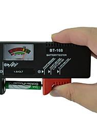 bt - 168 probador de capacidad de la batería (negro)