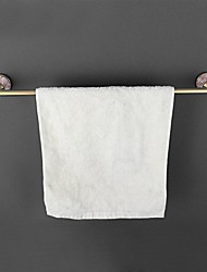 HPB Antique Ti-PVD Finish Brass Wall Mounted Towel Bar