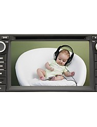 7-inch 2 Din TFT Screen In-Dash Car DVD Player With Bluetooth,RDS,ATV  RL-302DNAR03