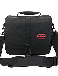 canbale single-ombro saco da câmera nylon ad170 com capa de chuva
