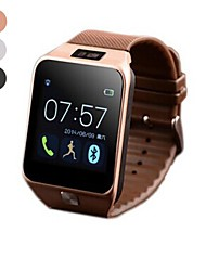 V8 1.54'' Touch Screen Smart Bluetooth 4.0 Watch Phone Supports Supports 2.0MP Camera  and Single SIM Bluetooth Function