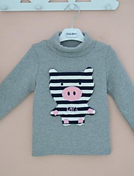 Girl's Cotton Blouse , Winter/Fall Long Sleeve