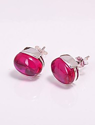 AS 925 Silver Jewelry   Fashion Earring