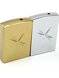 Personalized Engraving Dragonflys Pattern Electronic Lighter