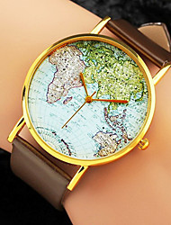 שעון שמלת שעון של גברים אופנתיים אישית עם עיצוב פשוט