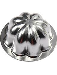 Aluminum Alloy Round Bottom Flower Cake Mold