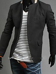 Informell Langarm - MEN - Anzüge & Blazer ( Baumwolle )