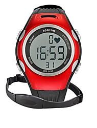 Spovan SPV906 Health Sport Serious-Heart Rate 50M Waterproof Watch (Assorted Colours)