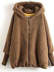 rupe® vrouwen verdikking hooded warme jas (meer kleuren)